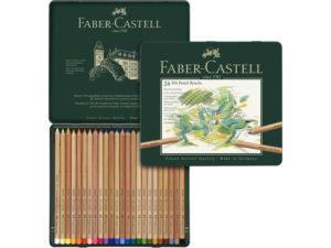 Pastelpotloden Faber-Castell