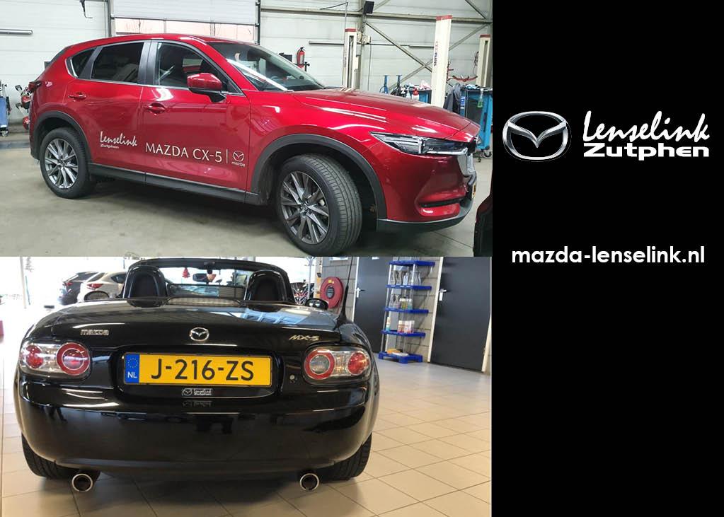 Projecten Mazda Lenselink zutphen